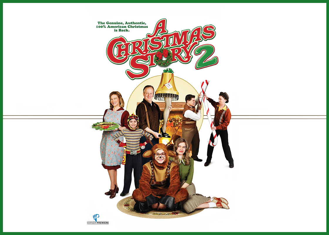 <i>A Christmas Story 2</i><span>Movie - 2012</span><span>Lead - Randy Parker</span>