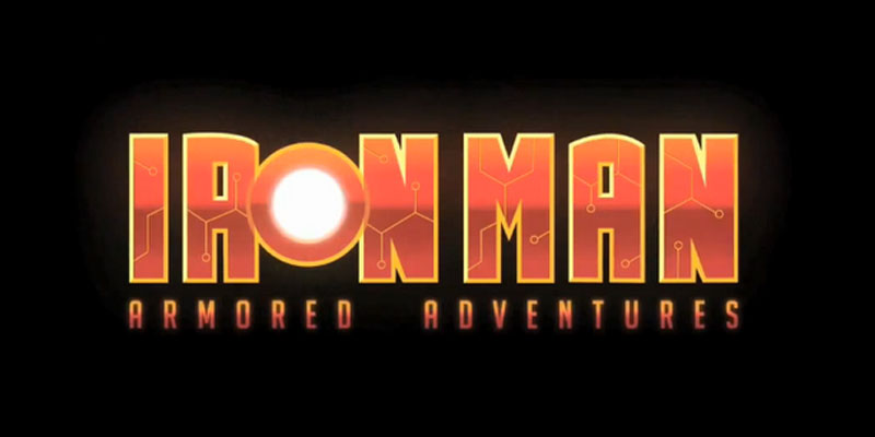 <i>Ironman</i><span>Cartoon Series - 2011</span><span>Guest - Gene Khan</span>