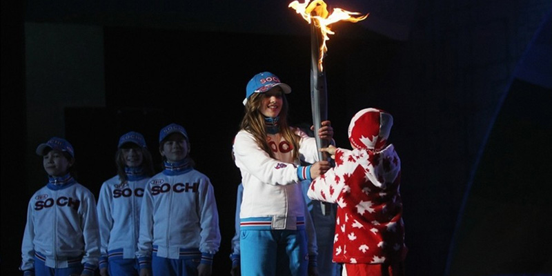 <i>Parylympic Winter Games</i><span>Event Ceremonies - 2010</span><span>Host/Presenter</span>
