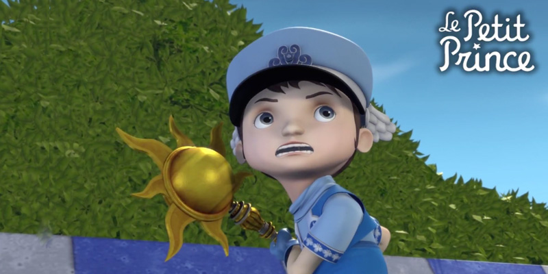 <i>The Little Prince</i><span>Cartoon Series - 2012</span><span>Guest - Horizon</span>